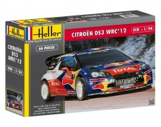Kit -Citroen DS3 WRC 2012